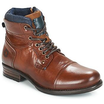 Παπούτσια Άνδρας Μπότες André SACLAY Brown