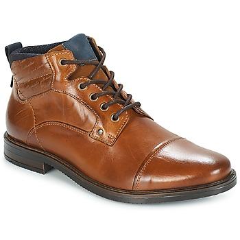 Μπότες André VERON ΣΤΕΛΕΧΟΣ: Δέρμα & ΕΠΕΝΔΥΣΗ: Ύφασμα & ΕΣ. ΣΟΛΑ: Δέρμα & ΕΞ. ΣΟΛΑ: Καουτσούκ