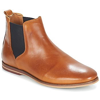 Μπότες André HOVEL ΣΤΕΛΕΧΟΣ: Δέρμα & ΕΠΕΝΔΥΣΗ: Δέρμα / ύφασμα & ΕΣ. ΣΟΛΑ: Δέρμα & ΕΞ. ΣΟΛΑ: Καουτσούκ