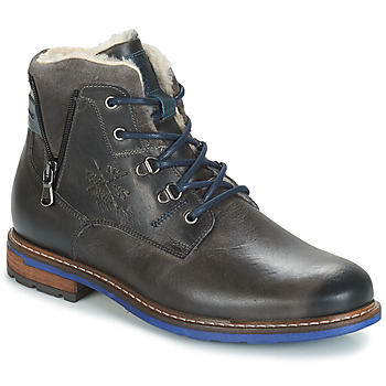 Παπούτσια Άνδρας Μπότες André GUINEE Black