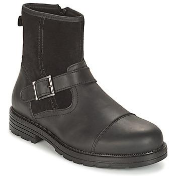 Παπούτσια Άνδρας Μπότες André CAVALIER Black