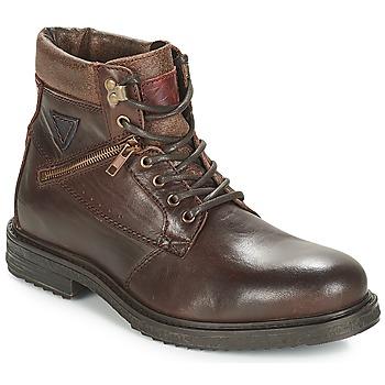 Παπούτσια Άνδρας Μπότες André MORRO Brown