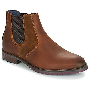 Παπούτσια Άνδρας Μπότες André CLAUDIO Brown