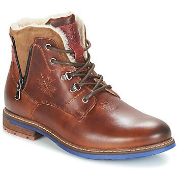 Παπούτσια Άνδρας Μπότες André GUINEE Brown