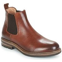 Παπούτσια Άνδρας Μπότες André SOPRANO Brown