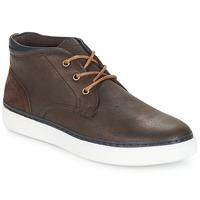 Παπούτσια Άνδρας Ψηλά Sneakers André PAPIER Brown