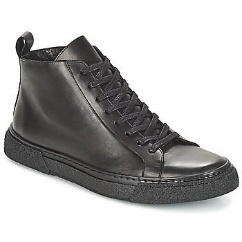 Παπούτσια Άνδρας Ψηλά Sneakers André RADAR Black