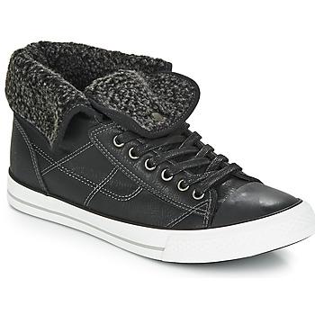 Παπούτσια Άνδρας Ψηλά Sneakers André CONDOR Black