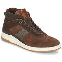 Παπούτσια Άνδρας Ψηλά Sneakers André GLASGOW Brown