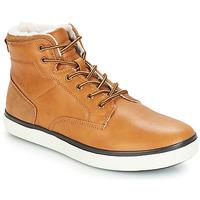 Παπούτσια Άνδρας Ψηλά Sneakers André INUIT Brown