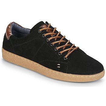Παπούτσια Άνδρας Χαμηλά Sneakers André LENNO Black