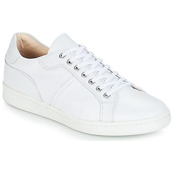 Παπούτσια Άνδρας Χαμηλά Sneakers André AURELIEN Άσπρο
