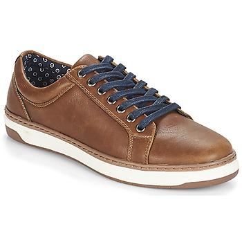 Παπούτσια Άνδρας Χαμηλά Sneakers André NIELD Brown