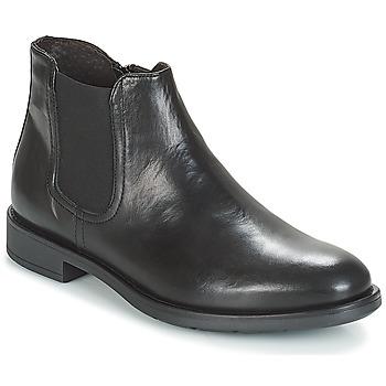 Παπούτσια Άνδρας Μπότες André VALOREILLE Black
