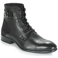 Παπούτσια Άνδρας Μπότες André PHILIPPE Black