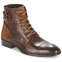 Παπούτσια Άνδρας Μπότες André PHILIPPE Brown