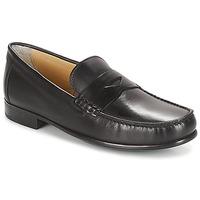 Παπούτσια Άνδρας Μοκασσίνια André BUREAU Black