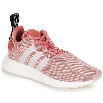 Παπούτσια Γυναίκα Χαμηλά Sneakers adidas Originals NMD R2 W Ροζ