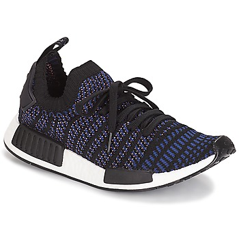 Παπούτσια Γυναίκα Χαμηλά Sneakers adidas Originals NMD R1 STLT PK W Black