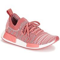 Παπούτσια Γυναίκα Χαμηλά Sneakers adidas Originals NMD R1 STLT PK W Ροζ