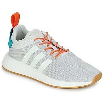 Παπούτσια Χαμηλά Sneakers adidas Originals NMD R2 SUMMER Grey