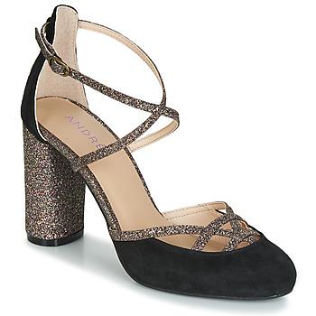 Παπούτσια Γυναίκα Γόβες André PUMPY Black