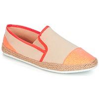 Παπούτσια Γυναίκα Εσπαντρίγια André DIXY Corail