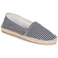 Παπούτσια Γυναίκα Εσπαντρίγια André JAMAIQUE Rayé / Μπλέ