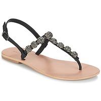 Παπούτσια Γυναίκα Σαγιονάρες André LAHORI Black