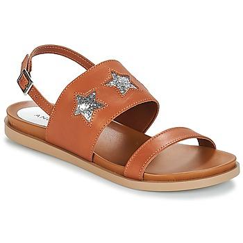 Παπούτσια Γυναίκα Σανδάλια / Πέδιλα André TAIGA Camel