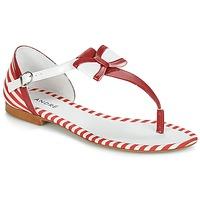 Παπούτσια Γυναίκα Σανδάλια / Πέδιλα André DORINE Red