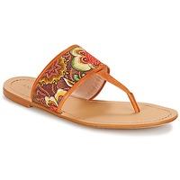 Παπούτσια Γυναίκα Σαγιονάρες André JERSEY Multicoloured