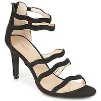 Παπούτσια Γυναίκα Σανδάλια / Πέδιλα André POULOUPIDOU Black