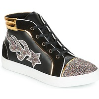 Παπούτσια Γυναίκα Ψηλά Sneakers André LOTUS Black