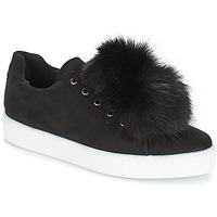 Παπούτσια Γυναίκα Χαμηλά Sneakers André POMPON Black