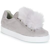 Παπούτσια Γυναίκα Χαμηλά Sneakers André POMPON Grey