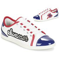 Παπούτσια Γυναίκα Χαμηλά Sneakers André LIMONADE Άσπρο