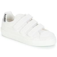 Παπούτσια Γυναίκα Χαμηλά Sneakers André CARLINE Άσπρο