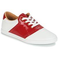 Παπούτσια Γυναίκα Χαμηλά Sneakers André LIZZIE Red