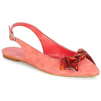 Παπούτσια Γυναίκα Μπαλαρίνες André LARABEL Ροζ