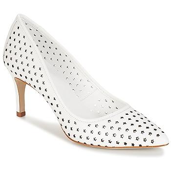 Παπούτσια Γυναίκα Γόβες André LOUNA Άσπρο