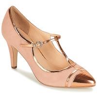 Παπούτσια Γυναίκα Γόβες André LORETTE Ροζ