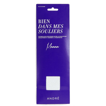 Αξεσουάρ Accessoires Υποδήματα André SEMELLE EPONGE Beige