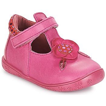 Παπούτσια Κορίτσι Μπαλαρίνες André FLORE Fuschia