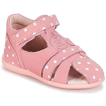 Παπούτσια Κορίτσι Σανδάλια / Πέδιλα André MARINA Ροζ