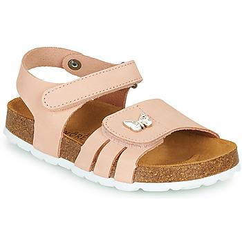 Παπούτσια Κορίτσι Σανδάλια / Πέδιλα André PAPILLON Ροζ