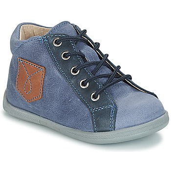 Παπούτσια Αγόρι Μπότες André POCHE Μπλέ