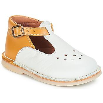 Παπούτσια Κορίτσι Μπαλαρίνες André FALAISE Ecru