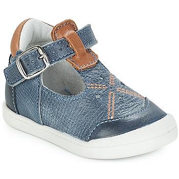 Παπούτσια Παιδί Μπαλαρίνες André POCHOIR Μπλέ