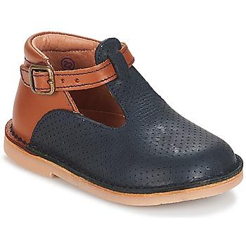 Παπούτσια Παιδί Μπαλαρίνες André SABLE Marine